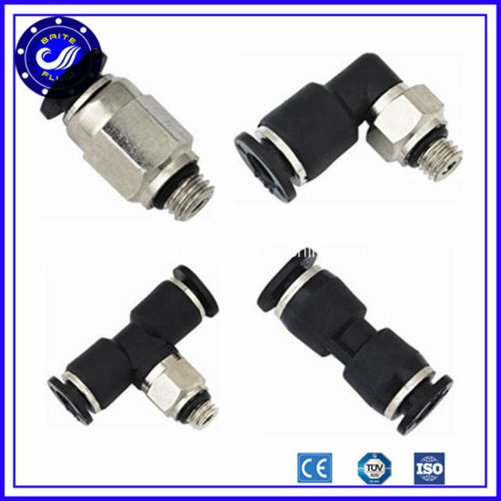 6mm Pneumatic Fittings Festo Plastic Quick Connect Air Fittings