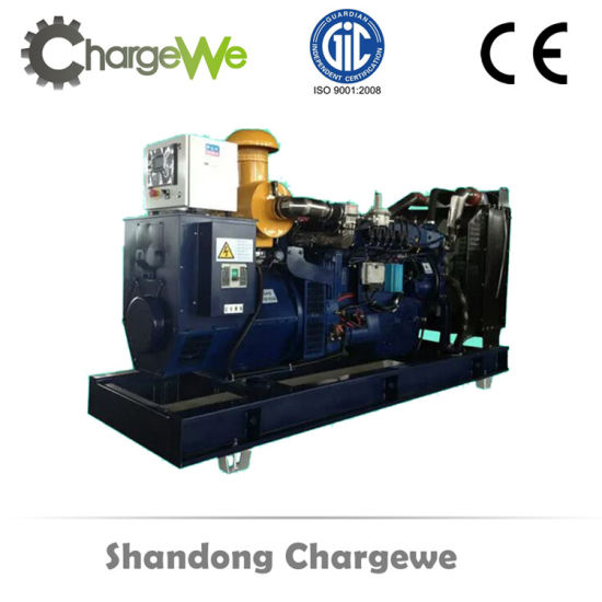 20kVA~1718kVA Ce/ISO Certified Super Silent Gas Power Generator Biogas Generators pictures & photos