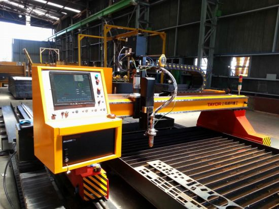 130A 400A 800A Ture Hole Plasma Cutting Machine pictures & photos