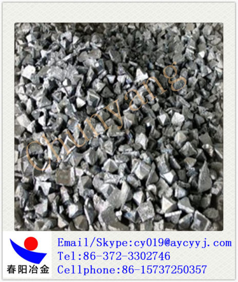 Sialbaca Ferroalloy Manufacturer with Low Price for Steelmaking / Si-Al-Ba-Ca Ferro Alloy pictures & photos