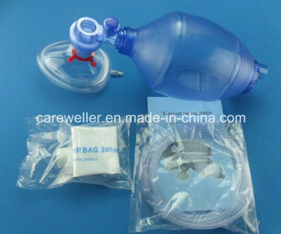 Disposable Mannual Resuscitator for Adult pictures & photos