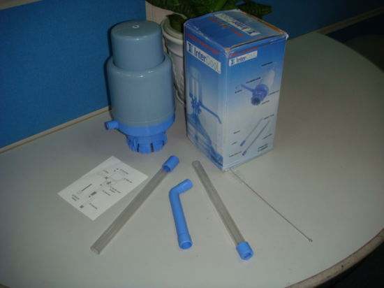 Manual Water Pump/Battery Water Pump Used for 5gallon Water Bottle pictures & photos