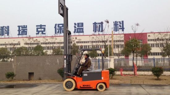 2-3.5tone Folk Lifter Electrical Forklift with Ce