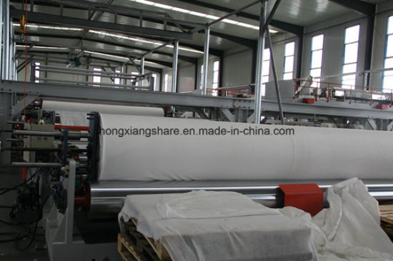 Filament Geotextile Non Woven Fabric Polyester pictures & photos