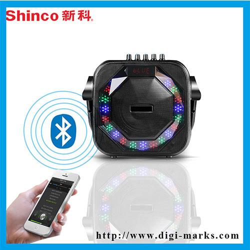Wholesale Professional OEM ODM Portable Mini Bluetooth Digital USB Speaker