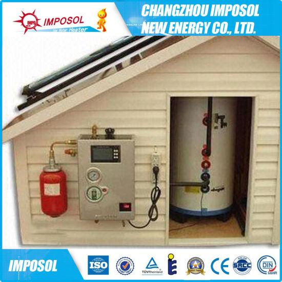 Split Solar Water Heater (LUXURY)
