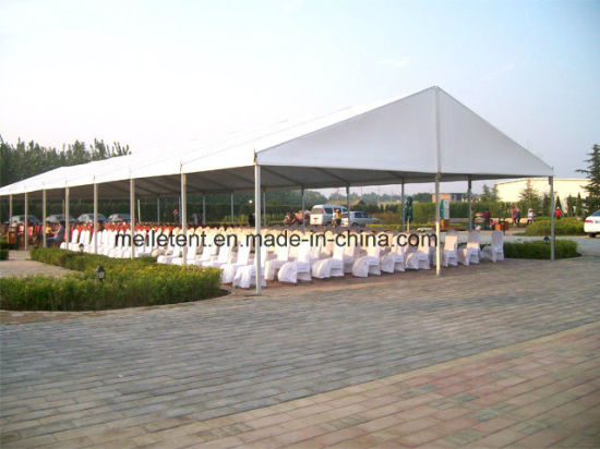 China 10x24m Cheap Party Wedding Tent Rental Aluminum Marquees