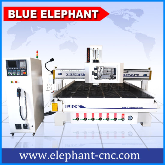 Automatic Tool Change Spindle CNC, Router CNC Atc, Automatic Tool Change Spindle CNC pictures & photos