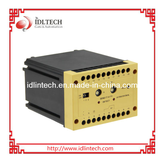 High-Quality Detector for Parking Access