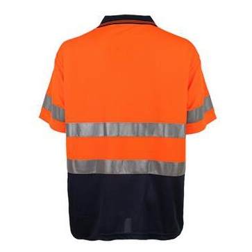 OEM High Quality 100% Polyester Reflective Safety T-Shirt pictures & photos