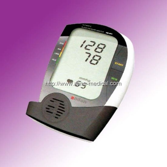 CE/ISO Automatic Electronic Blood Pressure Pressure Monitor (MA156)