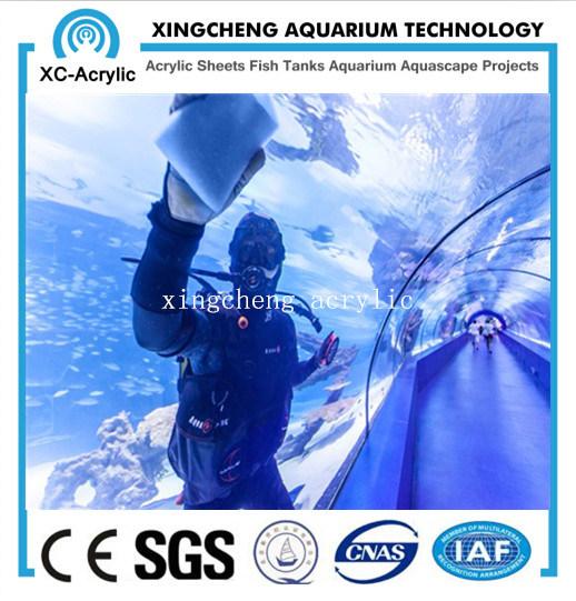Clear Casting Plastic Tunnel Aquarium Price
