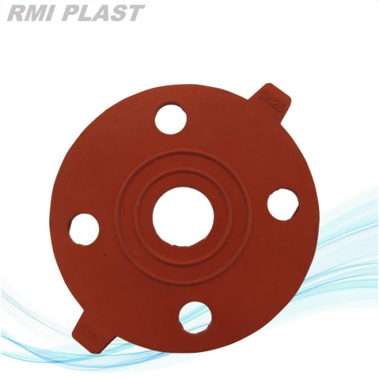 EPDM Flange Gasket for DIN ANSI JIS pictures & photos