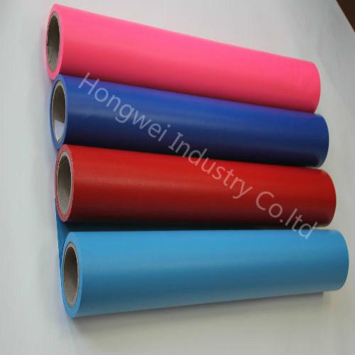 PVC Material for PVC Coated Tarpaulin in Various Colors