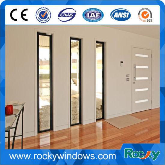 fixed glass window modern factory direct aluminium fixed window good price glass china