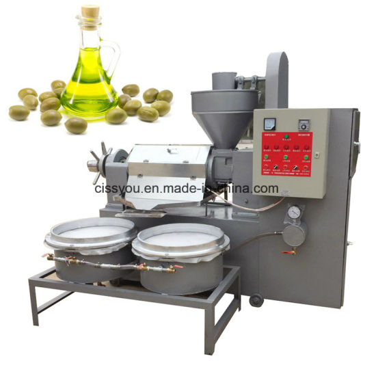 Full Automatic Olive Oil Press Extractor Expeller Machine pictures & photos