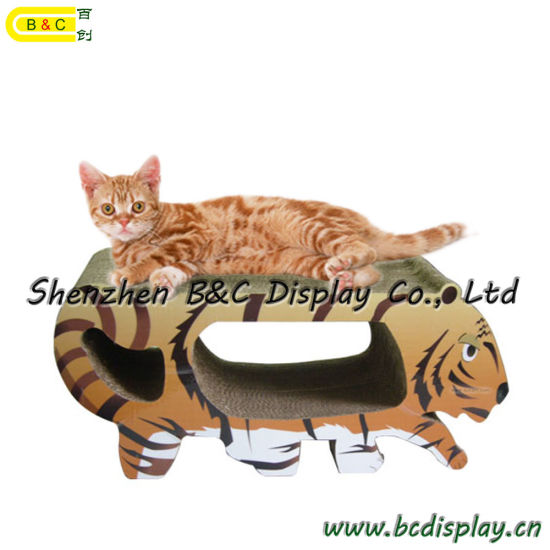 Wholesale Cardboard Cat Scratching Board with SGS (B&C-H003) pictures & photos
