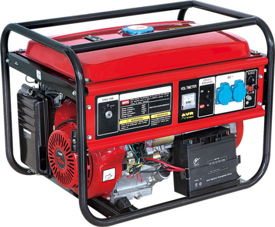 Gasoline Diesel  Generator with Ce Certificate (HT-9000) pictures & photos