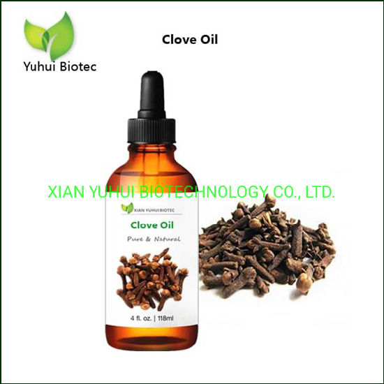 Cosmetic Grade Clove Oil Eugenol Extract for Treating Toothache pictures & photos