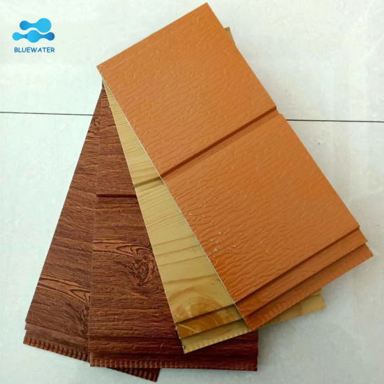 China Exterior Insulated Outdoor Single
