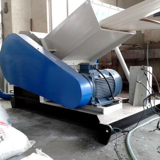Waste Plastic Crusher Machine
