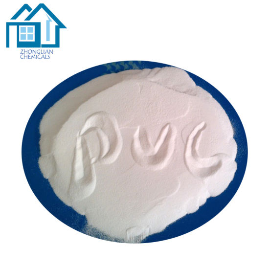 PVC Resin Sg3/Sg5/Sg7/Sg8 PVC Resin with K Value pictures & photos
