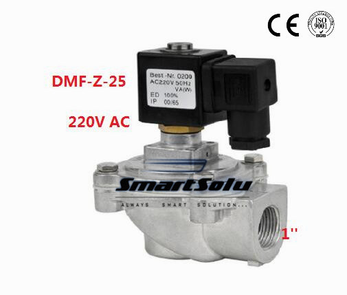 Explosion-Proof Solenoid Pulse Valve for Grade: Exmb II T4 GB pictures & photos