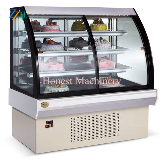 Donut Display Case with High Quality pictures & photos