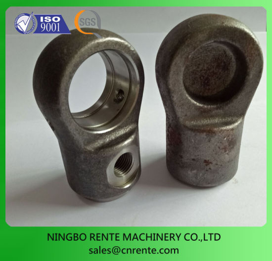 China Forged and Precision Custom Hydraulic Cylinder Component Parts