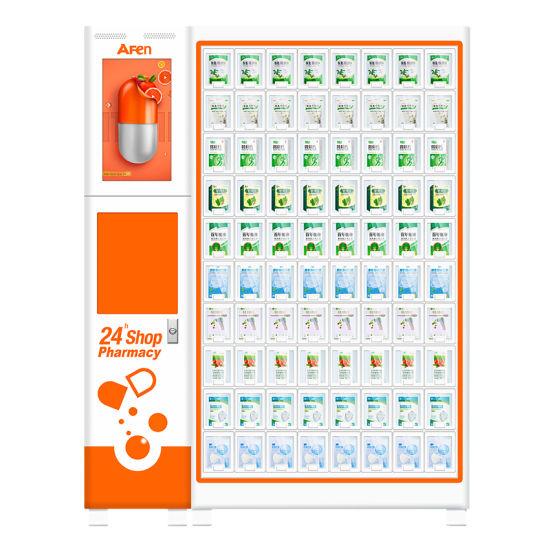 Afen Intelligent Contactless Medicine Lock Vending Machine Automatic Locker Vendor