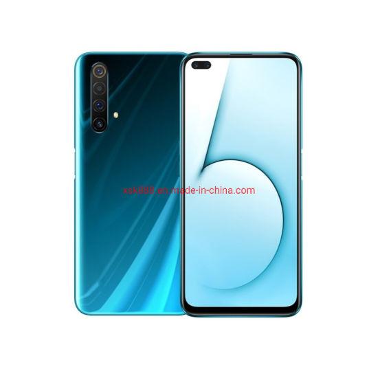 Wholesale Original Smartphone Reailm X50 8GB / 128GB 5g Mobile Phone 8-Core Processor Does Not Unlock Fingerprint Cell Phone