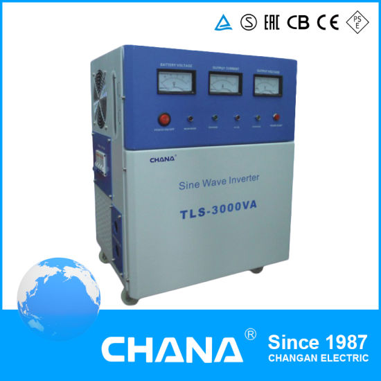 100W-5000W Pure Sine Wave Inverter pictures & photos