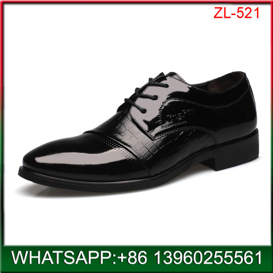 New Moderl Cheap Formal Shoes for Men pictures & photos