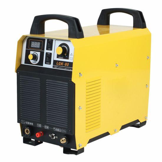 380V/80A, DC Inverter, IGBT Module Plasma Cutting Machine/Cutter with CNC Cutting Function-Cut80