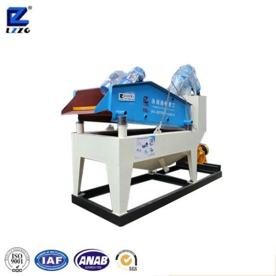 Lzzg Silica Sand Recycling Machine, Environmental Equipment for Sale pictures & photos