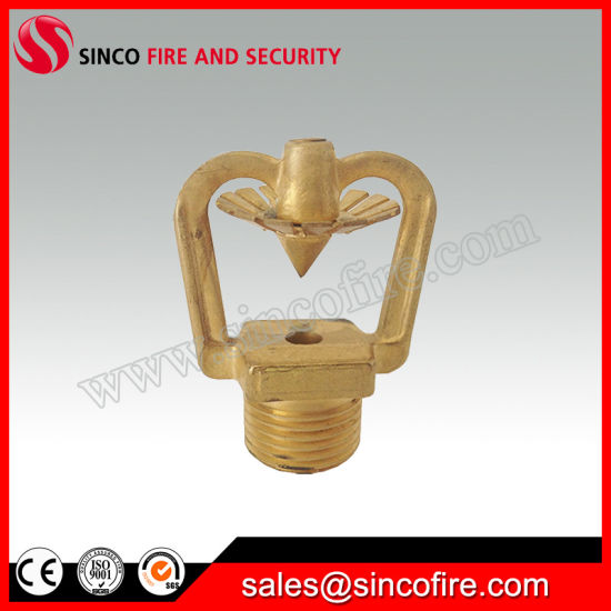 Medium Speed Water Mist Fire Sprinkler for Open System pictures & photos