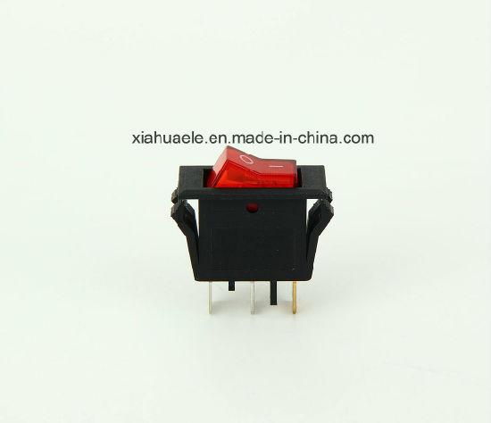 KCD3-C3N-2 3 Pin Micro on off Rocker Switch