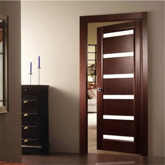 China Modern Design Interior Wood Door Bedroom Door Prices