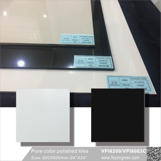 Building Material High-quality Ceramic Floor Tile for Decoration (VPI6002, 600X600mm) pictures & photos