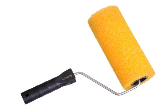 High Density Plastic Handle Foam Paint Roller Brush