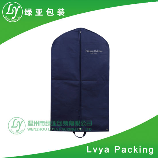 f64c24914067 2018 New Arrive Fashion Custom Design Garment Suit Cover Bags for Storage