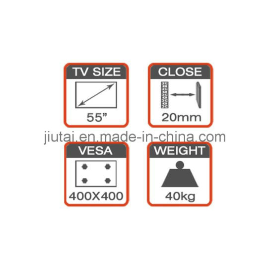 Fixed TV Wall Mount Fit for 21-55′′ pictures & photos