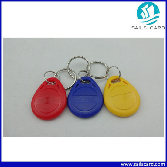 T5577 Drop Glue Crystal Epoxy Keyfob pictures & photos