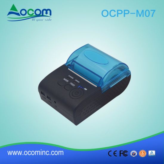 POS Thermal Receipt Mobile Printer with Large Paper Warehouse