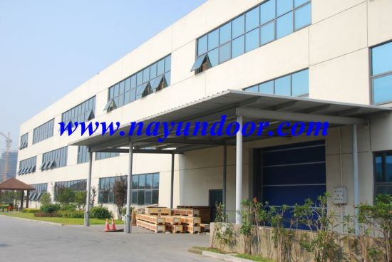 China Automatic Industrial Pvc Fabric High Speed Door Fast Rapid