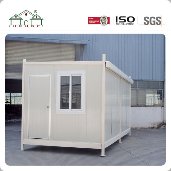 Wholesale White Steel Fram Building Sandwich Prefabricated Mobile Container House