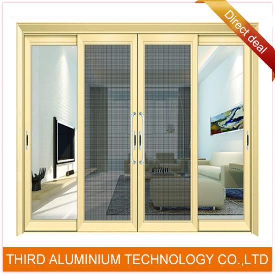 Aluminum Window and Door Manufactory in China, Cusmoized Aluminum Window and Door for Building