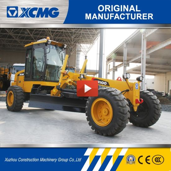 XCMG Original Manufacturer Gr100 Small Motor Grader for Sale pictures & photos