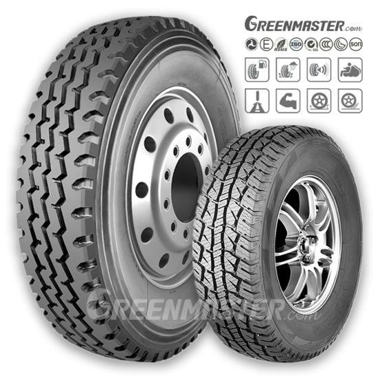 Top Brands Summer Winter Passenger Car Tyre, SUV 4X4 at/Mt/Ht/Rt Tubeless PCR Tires and Wheel Rims, All Steel Radial Light Truck Tire, Bus Trailer TBR OTR Tyre