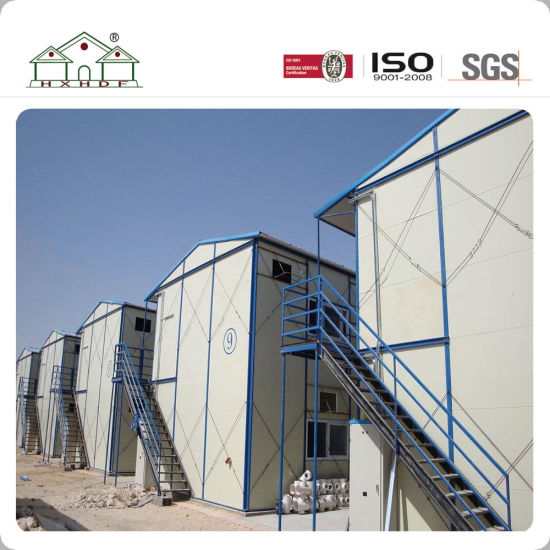 Modern Sandwich Panel Prefabricated Camp House pictures & photos